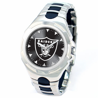 Oakland Raiders Victory Mens Watch