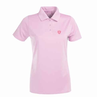 Oakland Raiders Womens Exceed Polo (Color: Pink)