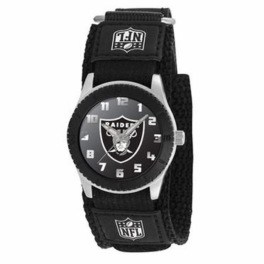 Oakland Raiders Youth Rookie Watch (Black)