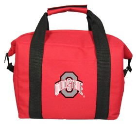 Ohio State 12 Pack Cooler Bag