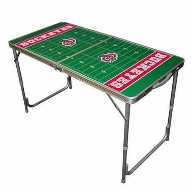 Ohio State 2 x 4 Foot Tailgate Table