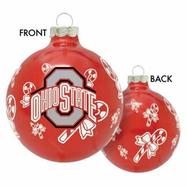 Ohio State 2010 Traditional Ornament