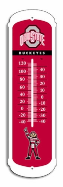 Ohio State 27 Inch Outdoor Thermometer (P)
