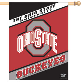 "Ohio State 27"" x 37"" Banner"