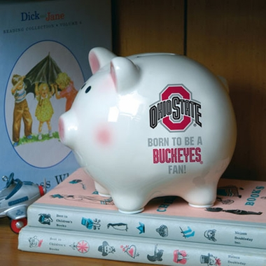 Ohio State (Born to Be) Piggy Bank