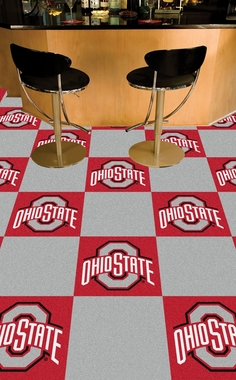 Ohio State Carpet Tiles