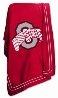 Ohio State Classic Fleece Throw Blanket