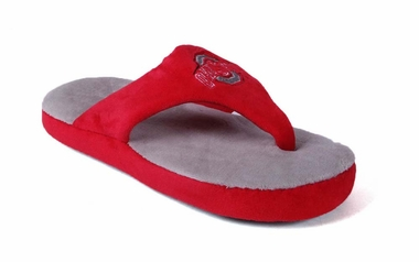 Ohio State Unisex Comfy Flop Slippers