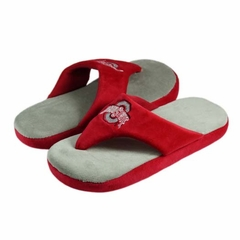 Ohio State Comfy Flop Sandal Slippers