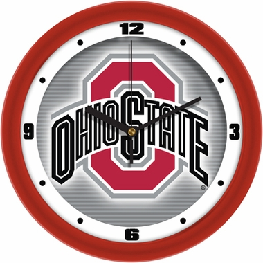Ohio State Dimension Wall Clock