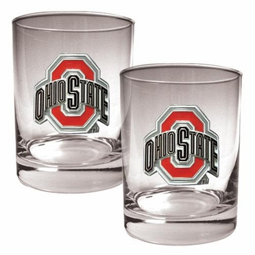 Ohio State Double Rocks Set