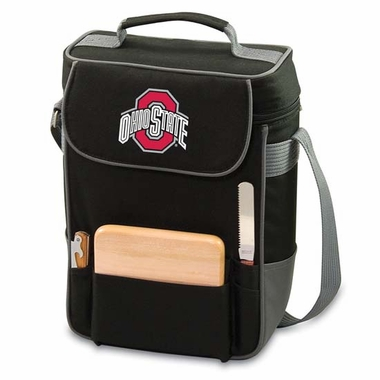 Ohio State Duet Compact Picnic Tote (Black)