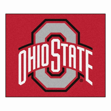 Ohio State Economy 5 Foot x 6 Foot Mat