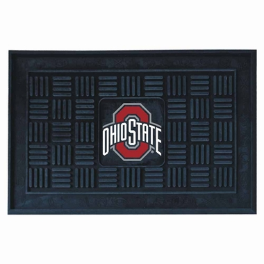 Ohio State Heavy Duty Vinyl Doormat
