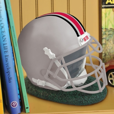 Ohio State Helmet Shaped Bank