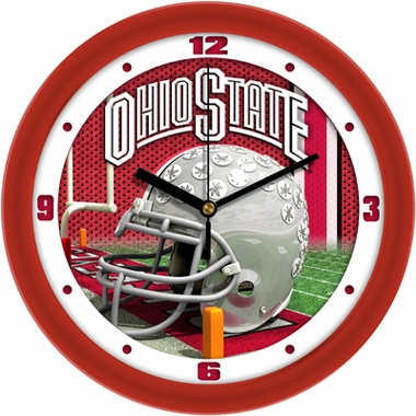 Ohio State Helmet Wall Clock