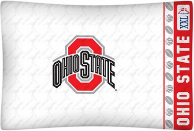Ohio State Individual Pillowcase