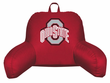 Ohio State Jersey Material Bedrest