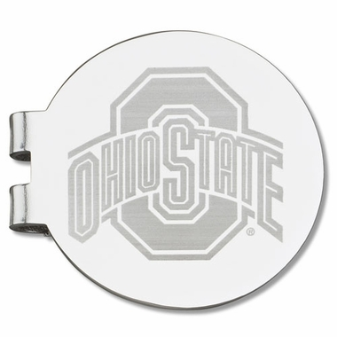 Ohio State Laser Engraved Money Clip