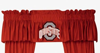 Ohio State Logo Jersey Material Valence