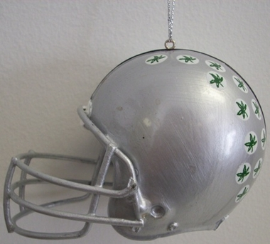 Ohio State Mini Helmet Ornament