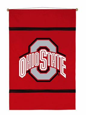 Ohio State MVP Microsuede Wallhanging
