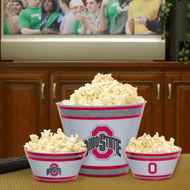 Ohio State Plastic Serving Set