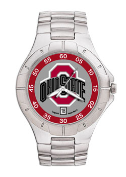 Ohio State Pro II Men's Stainless Steel Watch