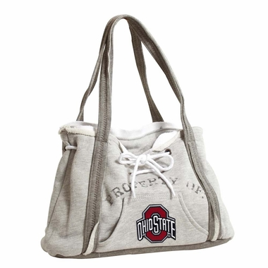 Ohio State Property of Hoody Purse