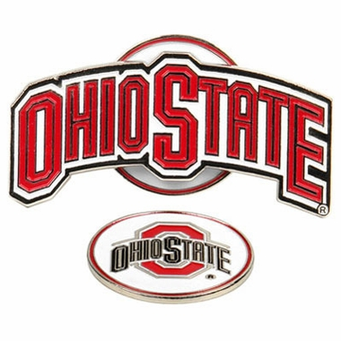 Ohio State Slider Clip With Ball Marker