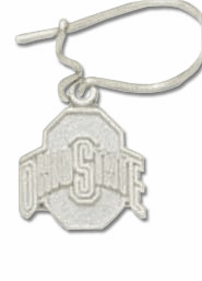Ohio State Sterling Silver Post or Dangle Earrings