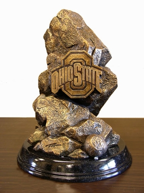 Ohio State Tim Wolfe Statue