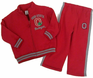 Ohio State Toddler Jacket and Pants Set