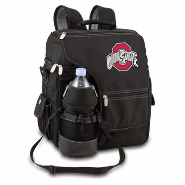 Ohio State Turismo Embroidered Backpack (Black)