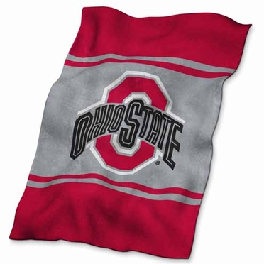Ohio State UltraSoft Blanket