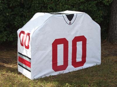 Ohio State Uniform Grill Cover