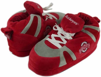 Ohio State UNISEX High-Top Slippers