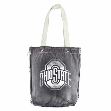 Ohio State Vintage Shopper (Black)