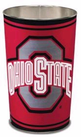 Ohio State Waste Paper Basket
