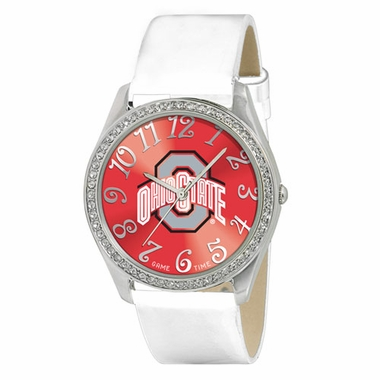 Ohio State Women's Glitz Watch