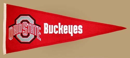 Ohio State Wool Pennant