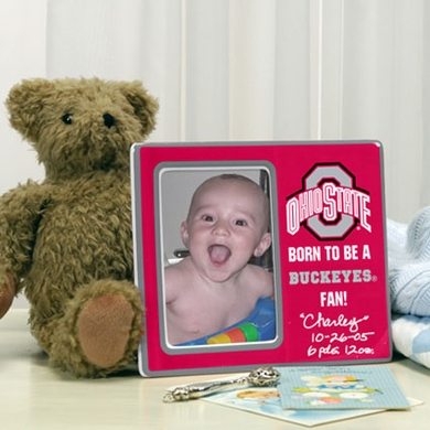 Ohio State Youth Picture Frame