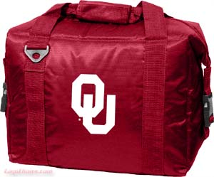 Oklahoma 12 Pack Cooler