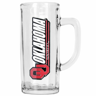 Oklahoma 22 oz Optic Tankard