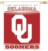 University of Oklahoma Flags & Outdoors