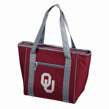 Oklahoma 30 Can Tote Cooler