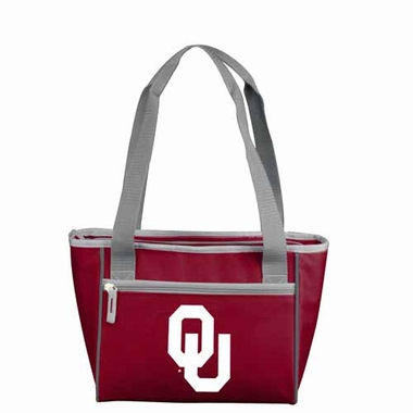 Oklahoma 8 Can Tote Cooler