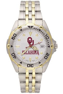 Oklahoma All Star Mens (Steel Band) Watch