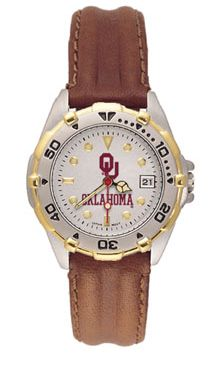 Oklahoma All Star Womens (Leather Band) Watch