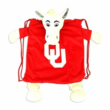 Oklahoma Sooners Backpack Pal